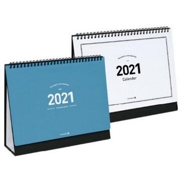 모닝글로리  2021 3500 스탠딩 캘린더 25 중형