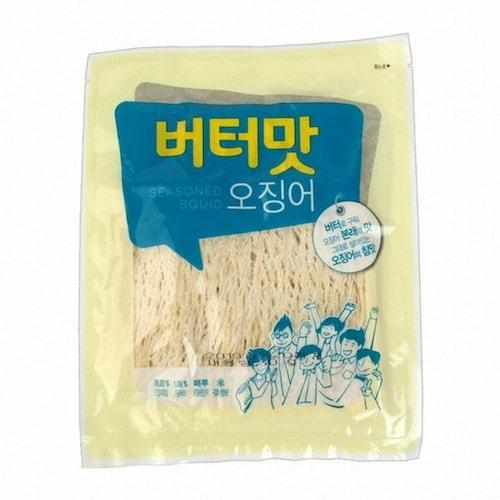 금한산업 버터맛 오징어 80g (1개)_이미지