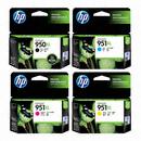 HP 정품 951XL (CN045AA + CN046AA + CN047AA + CN048AA)