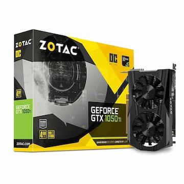 ZOTAC 지포스 GTX1050 Ti DUALSILENCER OC D5 4GB