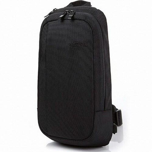 쌤소나이트 아메리칸투어리스터 AT MILTON SLING BAG BLACK DR909002_이미지