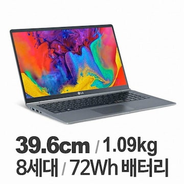 LG전자 2018 그램 15ZD980-GX5BK(기본)