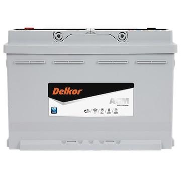 델코 AGM LN4(AGM80) (폐배터리 반납)_이미지