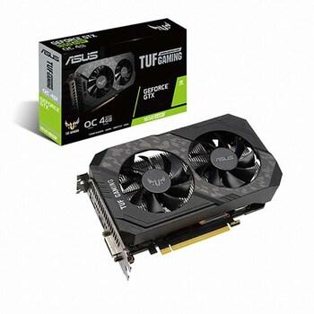 ASUS TUF Gaming 지포스 GTX 1650 SUPER O4G D6 4GB