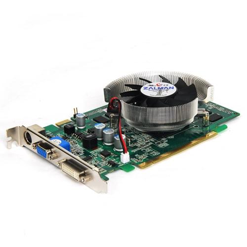 KHAN 지포스 8500GT 칸 DDR2 512MB 잘만_이미지