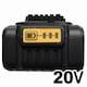 20V 리튬 배터리 해외구매 (4.0Ah)_이미지