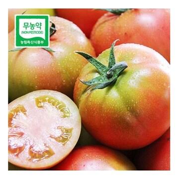 명성토마토농장 대저토마토 3~4번과 3kg(1개)
