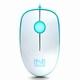 스카이디지탈 NMOUSE C32 LED 마우스 (그린)_이미지