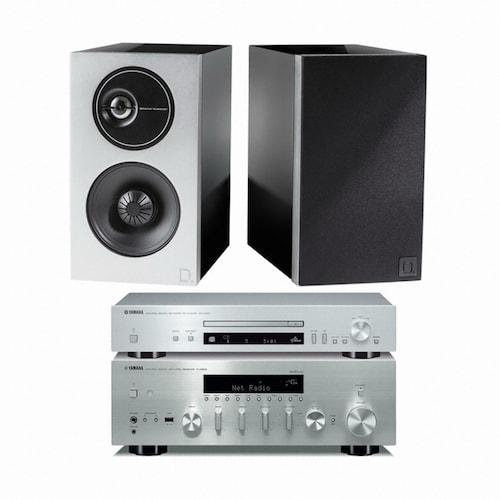 야마하 R-N803 + CD-N301 + 디피니티브테크놀러지 D7_이미지