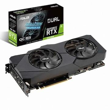 ASUS DUAL 지포스 RTX 2070 SUPER O8G EVO D6 8GB