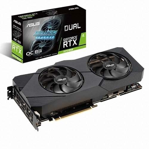 ASUS DUAL 지포스 RTX 2070 SUPER O8G EVO D6 8GB_이미지