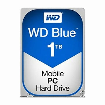 Western Digital WD MOBILE BLUE 5400/128M/노트북용