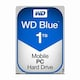 Western Digital WD MOBILE BLUE 5400/128M/노트북용(WD10SPZX, 1TB)