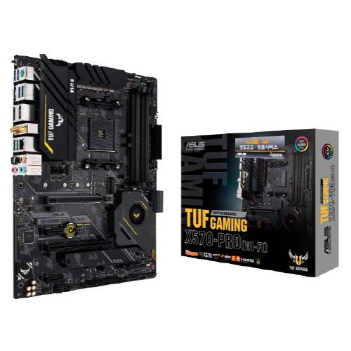 ASUS TUF Gaming X570-PRO (Wi-Fi) 아이보라