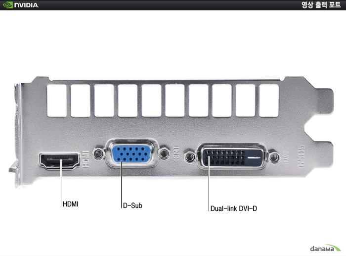 MTOP 지포스 GTX750 Rev2.0 D5 1GB 프리미엄 포트 부