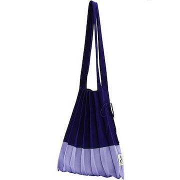 조셉앤스테이시 Lucky Pleats Knit M Mix (Blueberry)