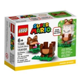 레고 슈퍼마리오 너구리마리오 파워업팩 (71385) (정품)_이미지