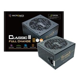 마이크로닉스 Classic II 풀체인지 800W 80PLUS 230V EU_이미지
