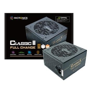 마이크로닉스 Classic II 풀체인지 800W 80PLUS 230V EU