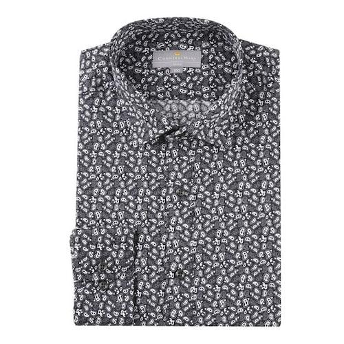 클리포드 카운테스마라 슬림핏 긴소매 프린트 남방 겸용 셔츠 CDHR3C2104G0_이미지
