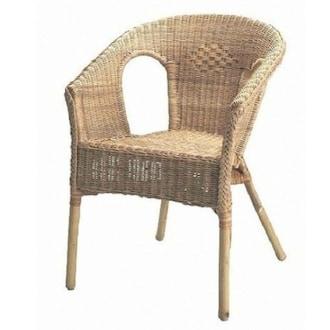 이케아 AGEN 라탄 의자_이미지