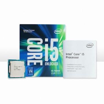 인텔 코어i5-7세대 7600K (카비레이크) (정품)