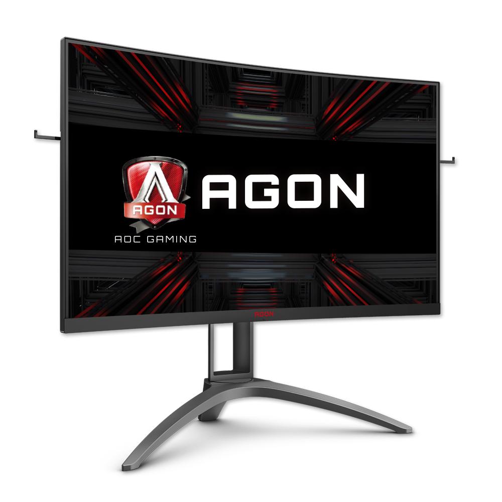 알파스캔 AGON 323Q 144 QHD 프리싱크 HDR 게이밍 무결점