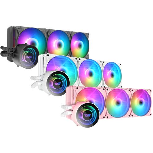 darkFlash Twister DX-360 ARGB(화이트)
