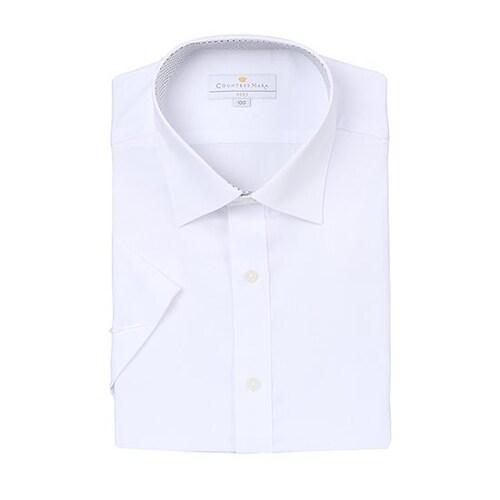 클리포드 카운테스마라 슬림핏 화이트 셔츠 CDHQ2B1255A1_이미지
