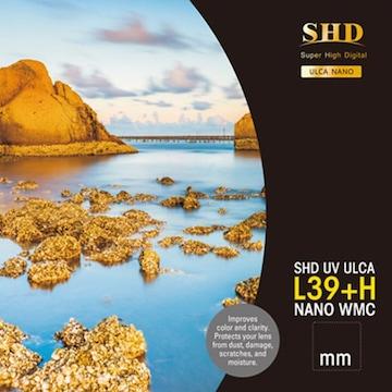 벤로  SHD UV L39+H ULCA WMC 렌즈필터 (82mm)
