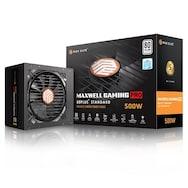 맥스엘리트 MAXWELL GAMING PRO 500W 80PLUS STANDARD 플랫