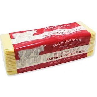 본가드 아메리칸 슬라이스 치즈 120개입 2.27kg (1개)_이미지