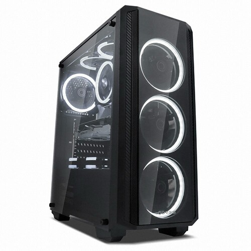 ORBIS  G310 화이트 LED 듀얼링 강화유리_이미지