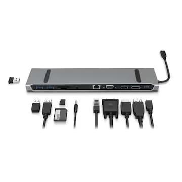 EFM ipTIME UC311Nstation (11포트/USB 3.0)