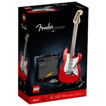 레고 아이디어 Fender Stratocaster (21329)