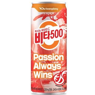 광동제약 비타500 240ml(30개)