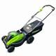 그린웍스 G-MAX 40V 18형 잔디깎기 (충전기없음, 배터리없음)_이미지