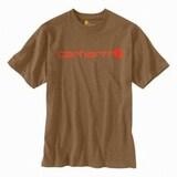 칼하트 시그니처 로고 티셔츠 K195 (배럴 헤더)