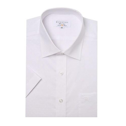 클리포드 카운테스마라 솔리드 일반핏 반소매 셔츠 CDCQ2B1267A1_이미지