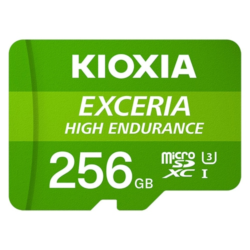 키오시아 micro SD Exceria High Endurance (256GB+어댑터)