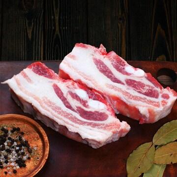 국제식품 국내산 돼지 삼겹살 수육용 500g (1개)_이미지