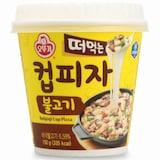 오뚜기  떠먹는 컵피자 불고기 150g (1개)_이미지