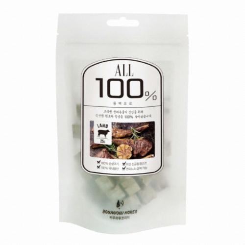 바우와우코리아 바우와우 ALL 100% 말고기 동결건조 50g(1개)