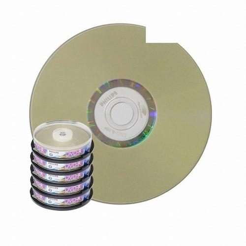필립스 DVD-R 4.7GB 16x 케익 50장 Lightscribe_이미지