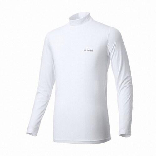 휴베스골프 냉감 스판 목폴라 티셔츠 17511TS01_이미지