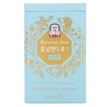 정관장 레네세 홍삼캔디 후 무설탕 160g (1개)