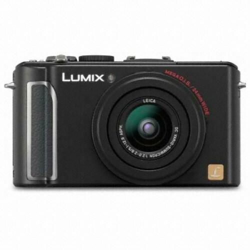 파나소닉 루믹스 DMC-LX3 (2GB 패키지)_이미지