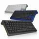 ABKO  AR87 CNC 풀 알루미늄 체리키보드 (다크그레이, 흑축)_이미지