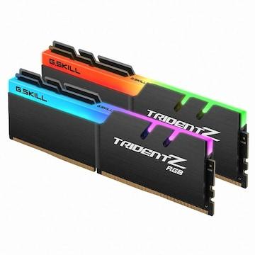 G.SKILL DDR4-3200 CL16 TRIDENT Z RGB 패키지