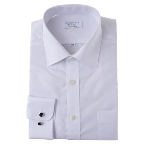 클리포드 카운테스마라 일반핏 자가드짜임 아사 긴팔 셔츠 CDCQQ2B1155A0_이미지